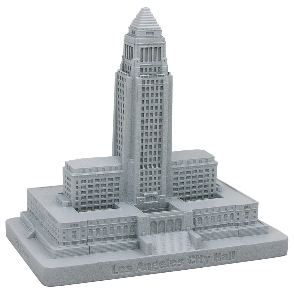 Miniature Buildings Infocustech La City Hall 100 100